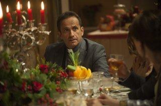 La cena di Natale: Uccio De Santis in una scena del film