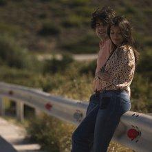 La sindrome di Antonio: Queralt Badalamenti e Biagio Iacovelli in una scena del film