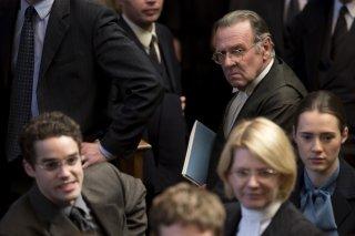 La verità negata: Tom Wilkinson in un momento del film