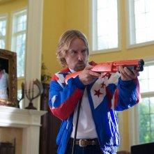 Masterminds - I geni della truffa: Owen Wilson in una scena del film