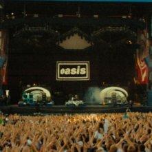 Oasis: Supersonic, un'immagine tratta dal documentario