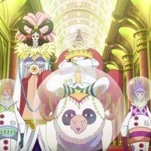 One Piece Gold - Il film: un'immagine del film d'animazione
