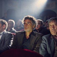 Quel bravo ragazzo: Ninni Bruschetta, Enrico Lo Verso e Tony Sperandeo in una scena del film