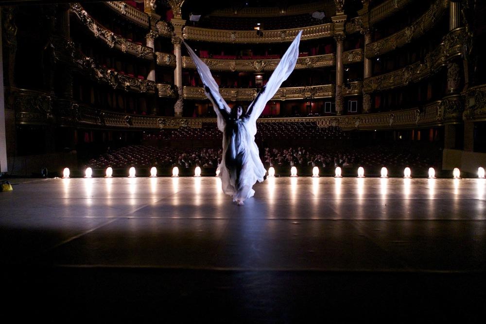 The Dancer: Soko si esibisce in un'immagine del film