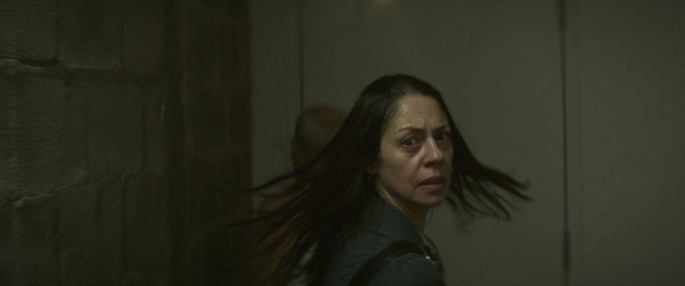 Un mostro dalle mille teste: Jana Raluy in una scena del film