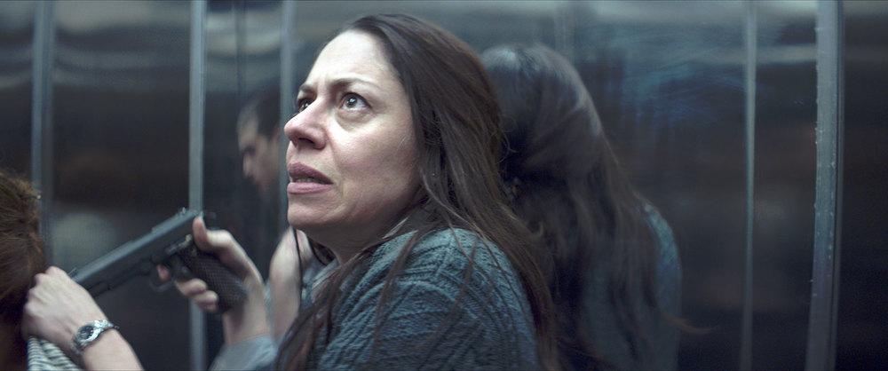 Un mostro dalle mille teste: Jana Raluy in un momento del film