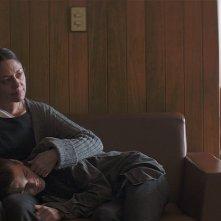 Un mostro dalle mille teste: Jana Raluy e Sebastian Aguirre in una scena del film