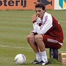 Zlatan Ibrahimovic - Diventare leggenda: un'immagine del calciatore in allenamento ai tempi dell'Ajax