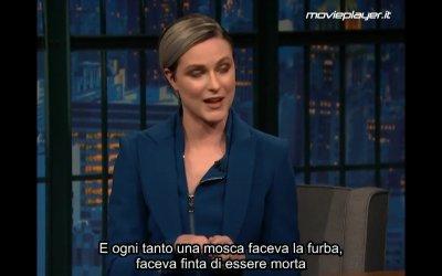 Intervista a Evan Rachel Wood per Westworld