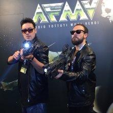 Lucca 2016: I The Jackal per presentare il film Addio fottuti musi verdi