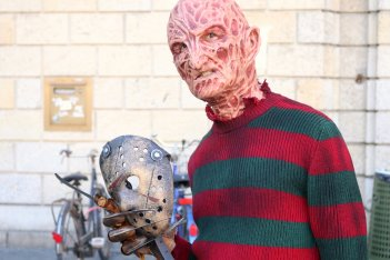 Lucca 2016: bellissimo cosplay di Freddy Krueger