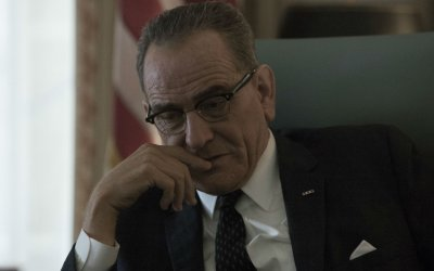 All the Way: Bryan Cranston alla Casa Bianca nel film TV della HBO