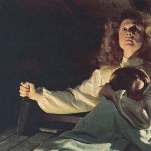 Carrie: Sissy Spacek e Pieper Laurie in una scena del film
