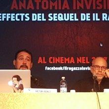 Il ragazzo invisibile: Fratelli - Gabriele Salvatores e Victor Perez a Lucca Comics & Games 2016