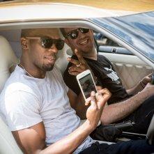 I Am Bolt: un'immagine del documentario dedicato a Usain Bolt