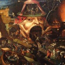 Il curioso mondo di Hieronymus Bosch: un'immagine tratta dal documentario