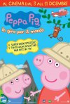 Locandina di Peppa Pig in giro per il mondo
