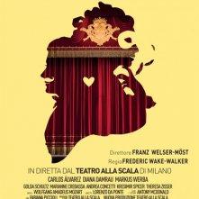 Locandina di Teatro alla Scala di Milano: Le nozze di Figaro