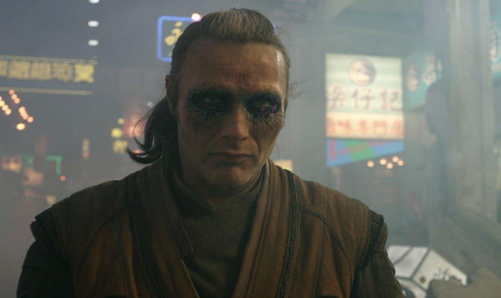 Doctor Strange: Mads Mikkelsen nel film Marvel