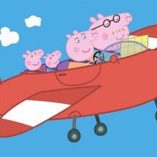 Peppa Pig in giro per il mondo: una scena dei nuovi episodi della serie d'animazione