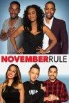 Locandina di La regola di novembre