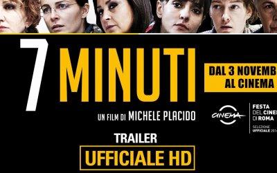 7 Minuti - Trailer italiano