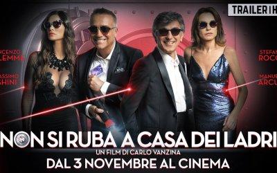 Non si Ruba A Casa Dei Ladri - Trailer italiano