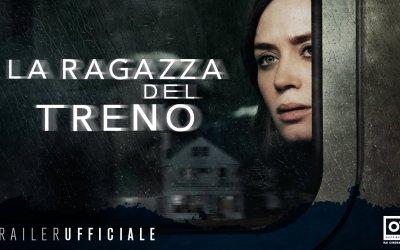 La ragazza del treno - Trailer italiano