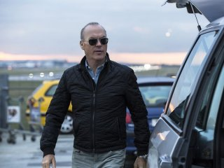 American assassin: Michael Keaton in una foto del film