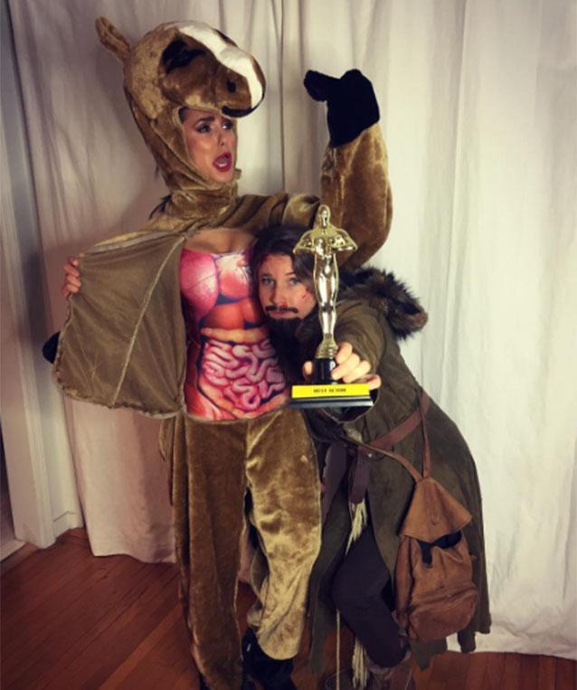 Nina Dobrev ad Halloween 2016
