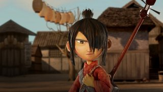 Kubo e la spada magica: un'immagine tratta dal film animato