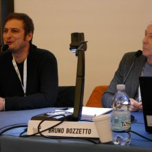 Bruno Bozzetto e Marco Bonfanti a Lucca Comics & Games 2016
