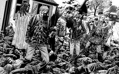 The Walking Dead: Charlie Adlard e le differenze tra i suoi protagonisti e quelli della serie