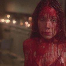Una scena di Carrie di Brian De Palma