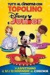 Locandina di Tutti al Cinema con Topolino e Disney Junior