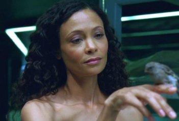 Westworld: Thandie Newton nel quinto episodio, Contrapasso
