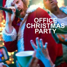 Office Christmas Party: una delle locandine del film