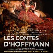 Locandina di Royal Opera House: Les Contes d'Hoffmann
