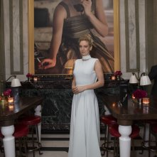 The Crown: una foto dell'attrice Vanessa Kirby