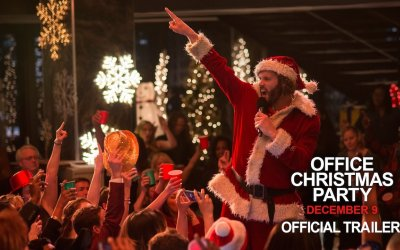 Office Christmas Party - Trailer 2