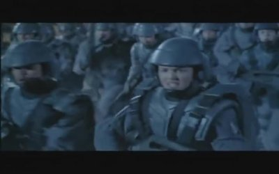 Starship Troopers - Trailer