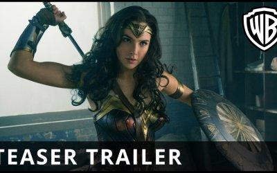 Wonder Woman - Teaser trailer italiano