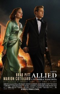 Allied – Un'ombra nascosta in streaming & download