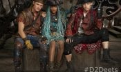 Descendants 2: la prima foto dei nuovi villain del film tv