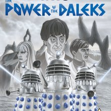 The Power of the Daleks: una locandina per la serie