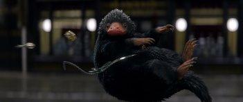 Animali Fantastici e Dove Trovarli: una simpatica creatura che apparirà nel film