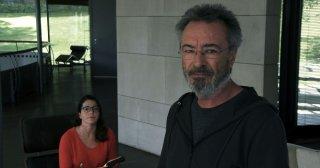 Il cittadino illustre: Oscar Martínez in un momento del film