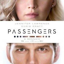 Locandina di Passengers