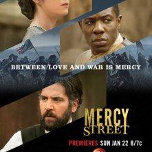 Mercy Street: la locandina della seconda stagione