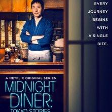 Midnight Diner: Tokyo Stories, la locandina della serie